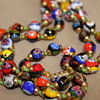 Millefiori Petite Glass Beads Necklace