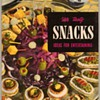 "1953 - Recipe Booklet ""Snacks"""