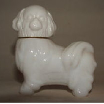 Perfume Bottle - Avon - Animals