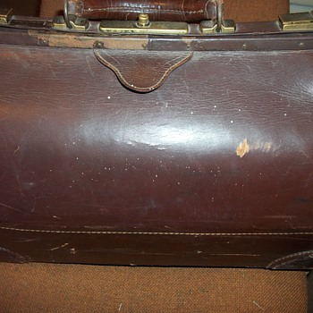Vintage Satchel/case