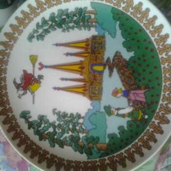hansel and gretel metropolitan opera childrens dishes