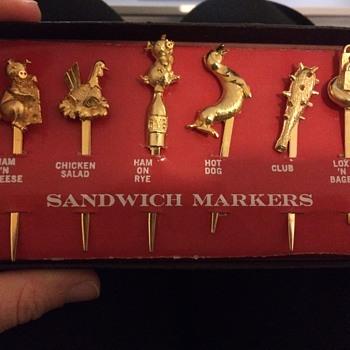 Sandwich Markers