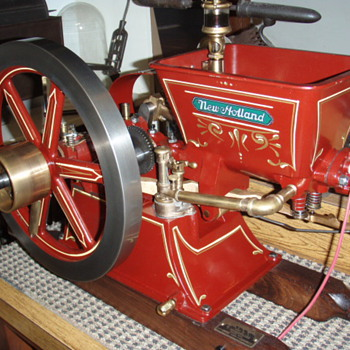 Hew Holland 1/2 Scale Hit/Miss Gas Engine
