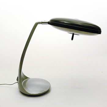 H37 table lamp (Reina), unknown designer (Lupela, 1960s)