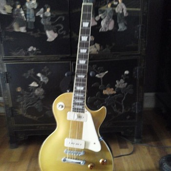 56' Gibson Les Paul Gold Top