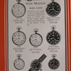Ingersoll Pocket Watch Advertisement