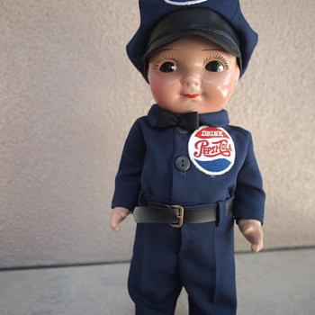 Pepsi Buddy Lee Doll - Dolls
