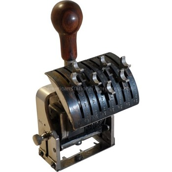 American Numbering Machine Co Model 43