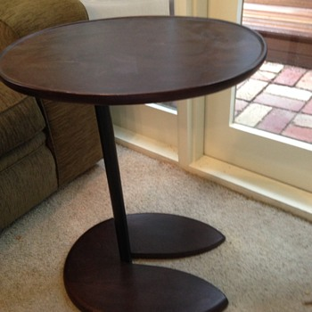 Oval Table - Furniture