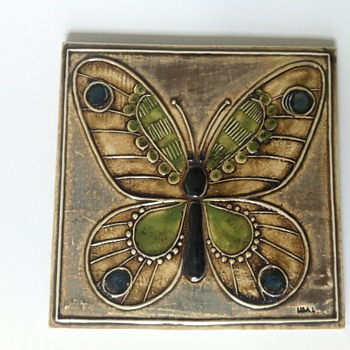 Lisa Larson - Wall Plaques  - Art Pottery