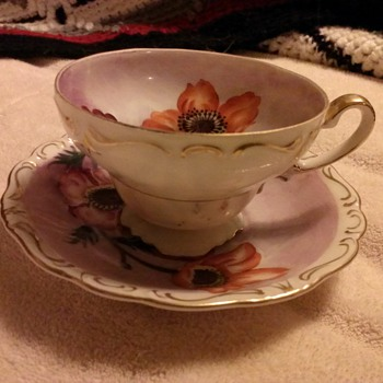 Heirloom family china