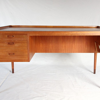 A rare anonymous danish desk