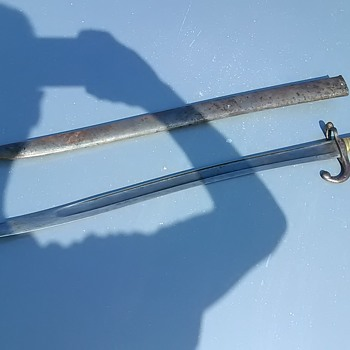 Bayonet/sword  - Military and Wartime