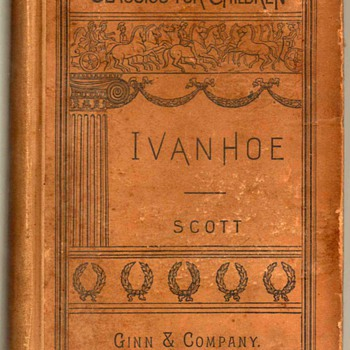 "1893 - ""Ivanhoe"" by Sir Walter Scott"