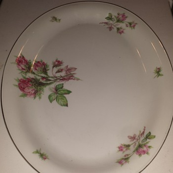 1930s Bavaria china set pre - war German