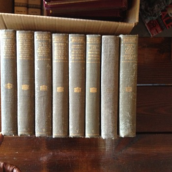 The Complete works of Shakespeare  Full Eight Volumes.