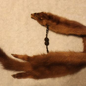 Mink? collar - Accessories