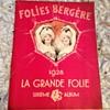 Folies bergère 1928 la grande folie  Sixieme album
