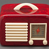 Art Deco Catalin General Television Radio