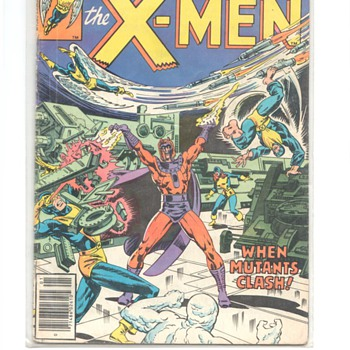 XMEN COMIC