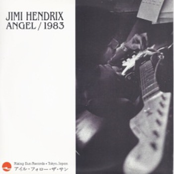 jimi hendrix angel/1983  