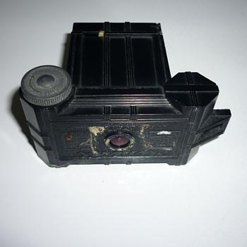 """My first camera"""