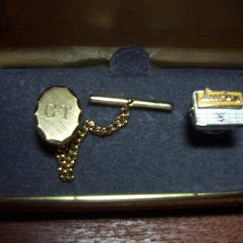 Lucky Supermarket Tie Tack, and Lapel Pin