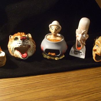 New Acquisitions for Smoker Ashtrays Collection