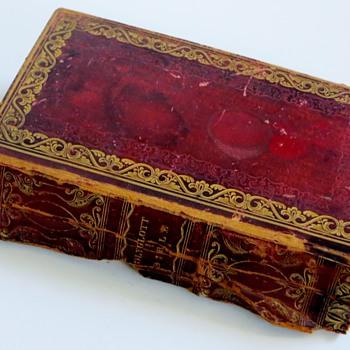 1832~31? Kay, Mielke & Biddle Polyglott Bible~REVERE/CROFTs Inscription, Intriguing!