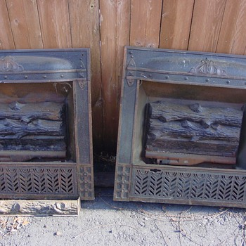 Castiron Fire place insert - Tools and Hardware