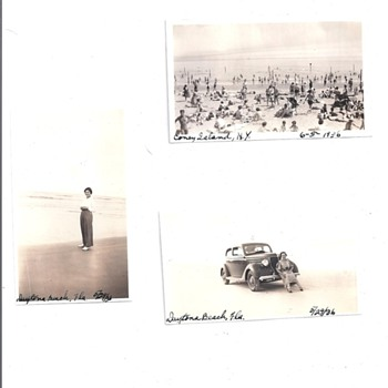 DAYTONA 1936 - Photographs