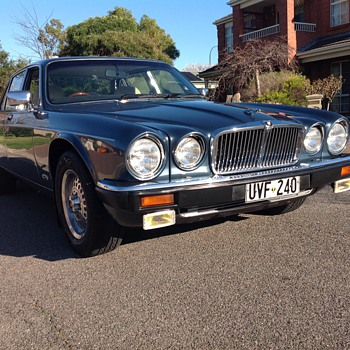Xj6 Jaguar series 3
