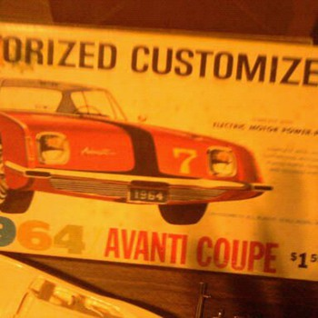 Studebaker Advanti...Who made this kit?