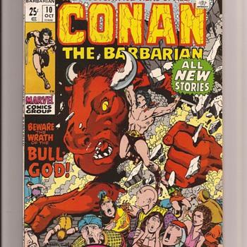 Conan by BWS