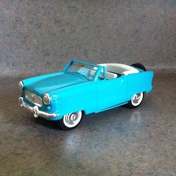 Promo model: Nash Metropolitan - Model Cars