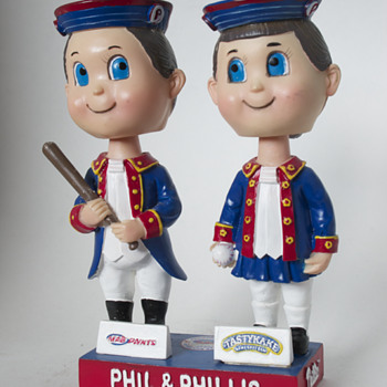 Philadelphia Phil and Phillis! - Baseball