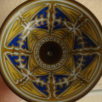 zuid holland bowl gouda - Art Pottery