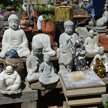 Buddhas Everywhere! - Asian