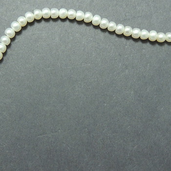 Freshwater Pearls 10K - BRACELET - Fine Jewelry