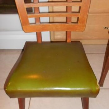 Vintage Mystery Chair -  - Furniture