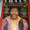 Jimi Hendrix Owned Circus Hullabaloo Magazine 1969