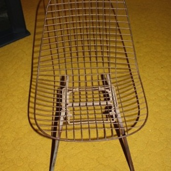 Gift from Ray and Charles Eames - Furniture