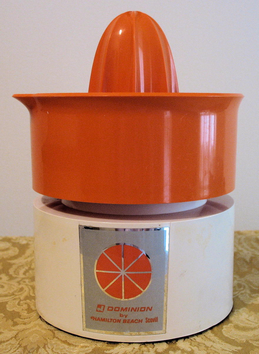 Coin Operated Juicer ~ Vintage hamilton beach juicer best i ever used