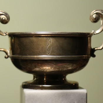 Sterling Silver by Shreve & Co. - Sugar Bowl and Creamer - Sterling Silver