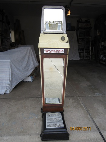 Movie Theater Watling Scale Co Weight Amp Fortune Scale