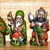Chinese Mythical Chess Set