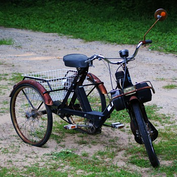 Solex Moped - Motorcycles