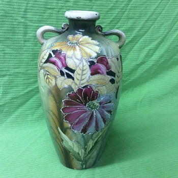 Recent estate sale find vase  - Pottery