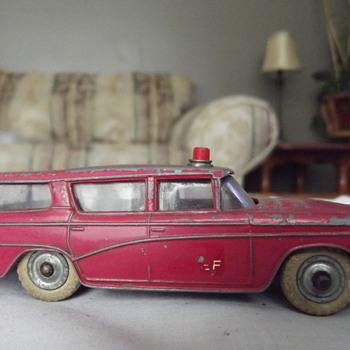 nash rambler - Model Cars