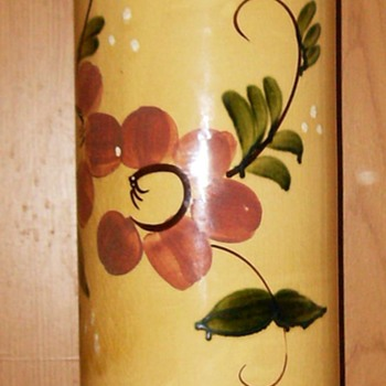 WEST GERMANY -- LARGE Ceramic - Pottery